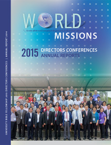 Newsletter 2015-Directors Conference