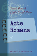Sarah B's DB Notes-Acts-Romans-Cover
